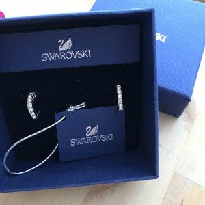 Swarovski Silber Ohrringe