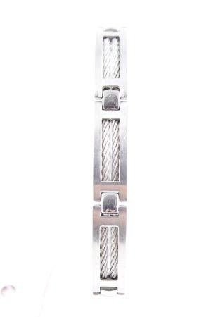 Swarovski Bracelet en argent argenté style décontracté