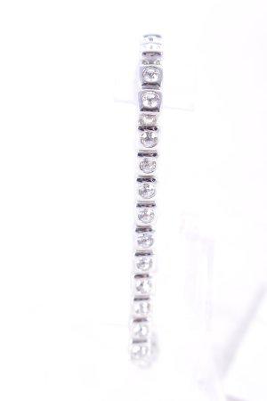 Swarovski Silberarmschmuck silberfarben Elegant
