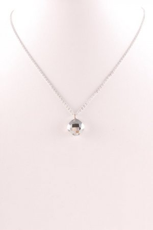 Swarovski Silver Chain silver-colored elegant
