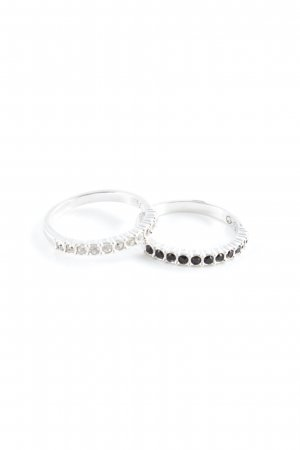Swarovski Silberring mehrfarbig Elegant