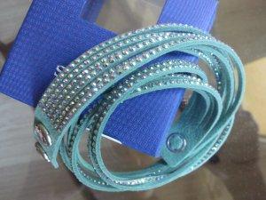 Swarovski Slake Armband Mint Multicolor Irrisierend NEU Original