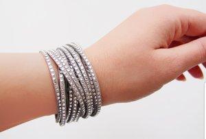 SWAROVSKI Slake Light Armband winter Weihnachten Geschenk