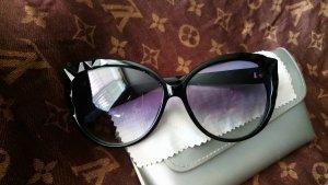 Swarovski Butterfly Glasses black