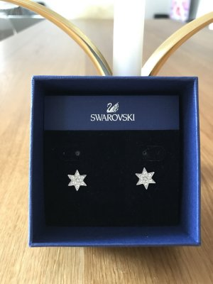 Swarovski Stern Ohrringe