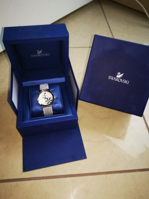 Swarovski Analog Watch silver-colored