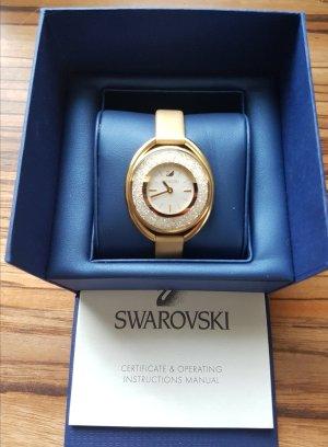Swarovski Uhr gold
