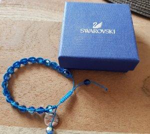 Swarovskiarmband in Blau zu verkaufen!