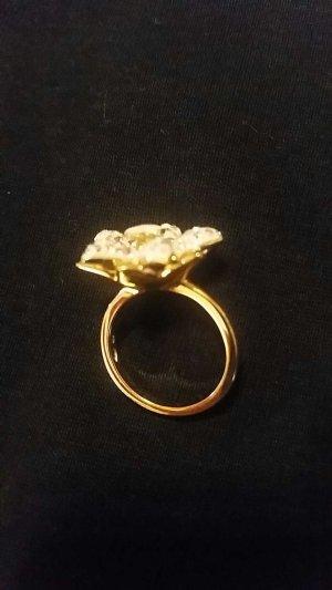 Swarowski Blumen Ring
