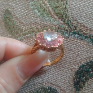 Swarowski Ring