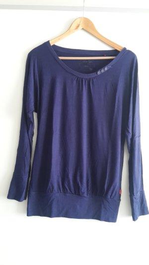 Swarshirt in blau von QS by s.Oliver