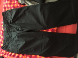 Edc Esprit Boyfriend Trousers black cotton