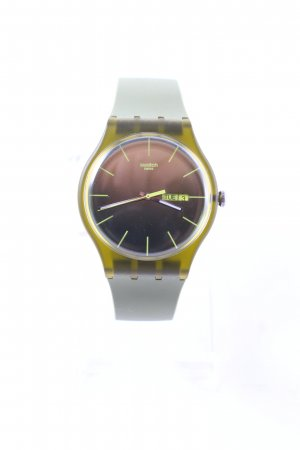Swatch Analoguhr khaki Urban-Look