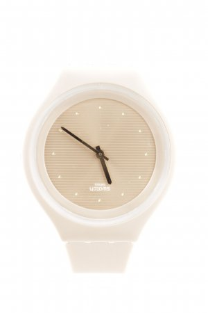 Swatch Analoguhr rosé Casual-Look