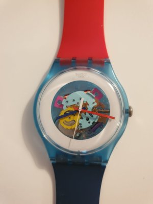 Swatch Self-Winding Watch multicolored