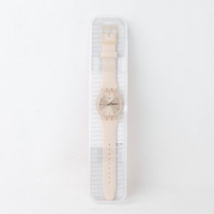 Swatch Armbanduhr hellbeige (18/11/088)