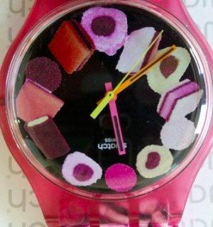 Swatch Armbanduhr-Unisex
