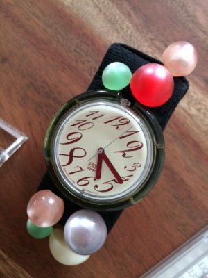 Swatch BOTTONE X-Mas special POP-Swatch