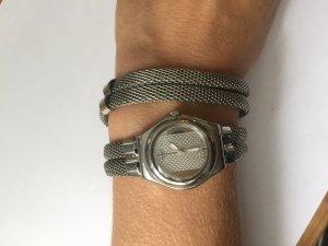 Swatch Irony Armbanduhr mit Wickel-Armband