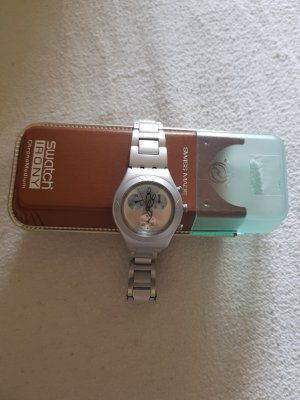 swatch irony chrono ARCTIC DREAM