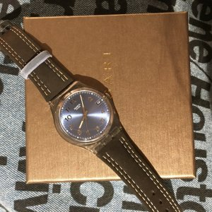 Swatch Original Armbanduhr