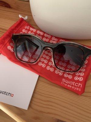 Swatch Sonnenbrille neu auswechselbare Front