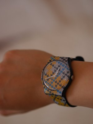 Swatch *Summer Socks* Uhr
