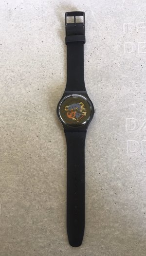 Swatch Montre analogue multicolore