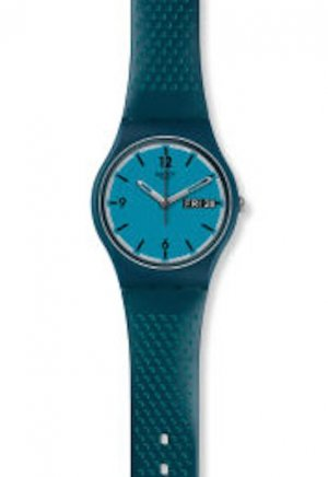 Swatch Uhr Blue Bottle