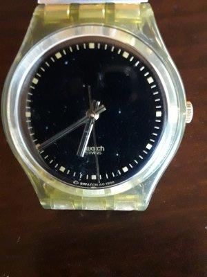 Swatch Uhr.