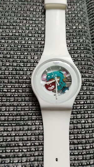 Swatch Analog Watch multicolored