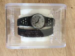 SWATCH UHR JEANS LOOK