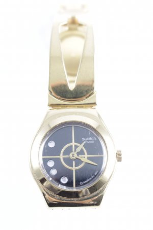 "Swatch Watch With Metal Strap ""007 Danjaq"""