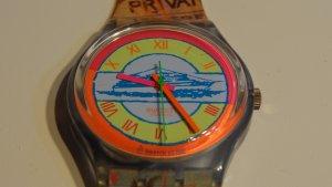 Swatch Uhr Postcard Original aus den 90ern