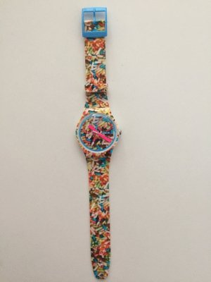 SWATCH UHR SPRINKLED Damenuhr