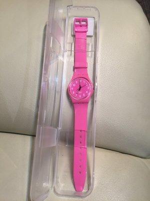Swatsch Damenuhr rosa