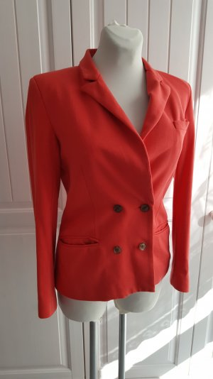 Blazer sweat orange viscose