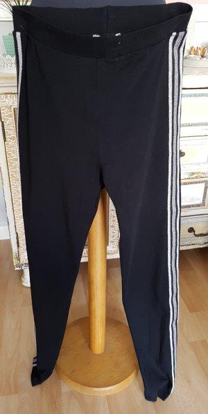 Amisu Pantalone fitness multicolore