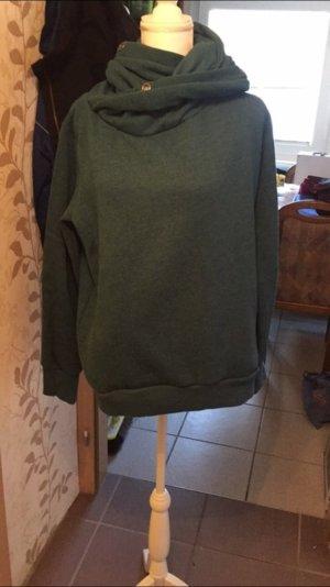 Sweat Pullover mit schalkragen