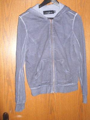 Liebeskind Berlin Veste chemise bleu coton