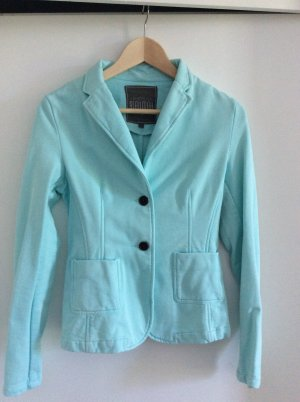 Short Blazer light blue