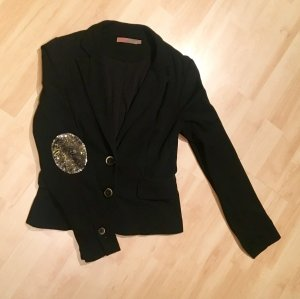 Saint Tropez Blazer sweat nero