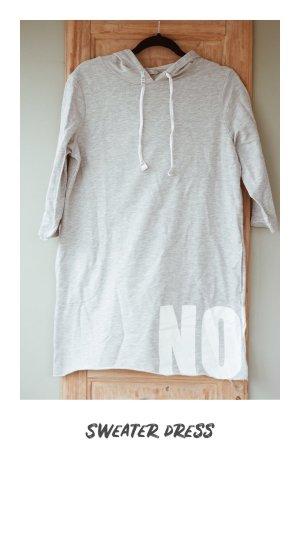 Hooded Shirt light grey-white