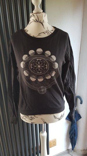 Sweater Gr. M schwarz H&M