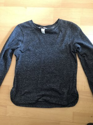 Sweater grau Gr. 36