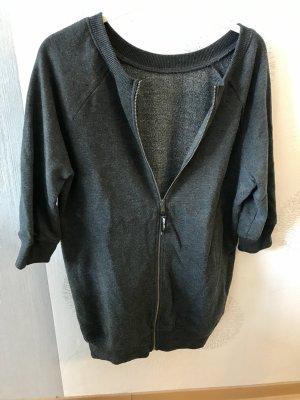 Sweater grau Superdry Größe 38