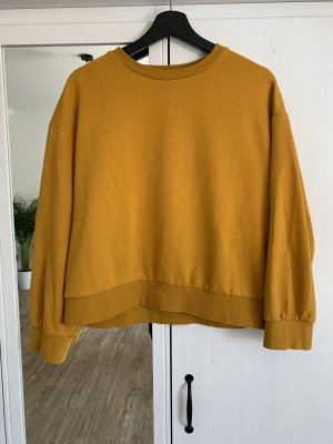 Sweater in gelb