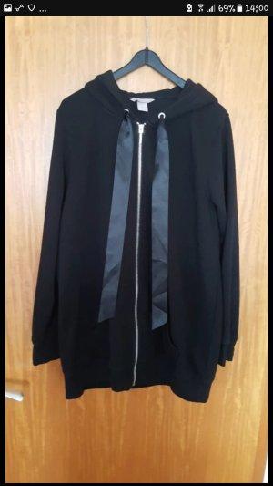 H&M Veste sweat noir