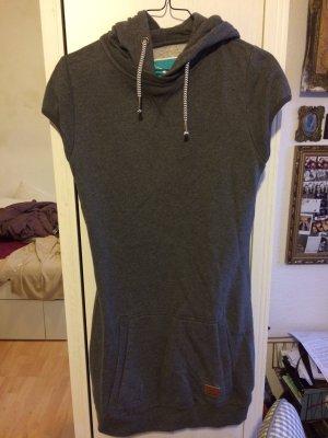 Sweater-Kleid Twintip Gr. XS, grau