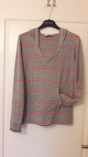 Sweater mit Hoodie von Rene Lezard in Gr XS